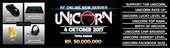 [EVENT] Unicorn Event