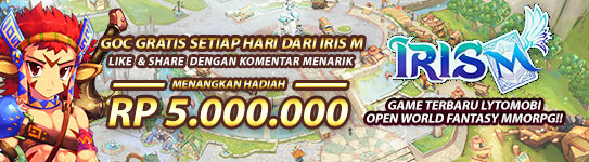[MOBI] EVENT PRE-REGISTRASI IRIS M