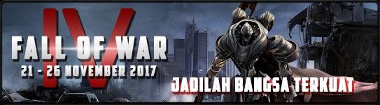 [EVENT] Fall Of War IV (21 - 26 November 2017)